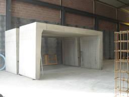 Оборудование для производства бетонных лотков, ЖбИ, SUMAB