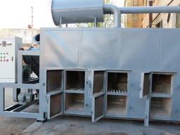 Оборудование для производства биоугля