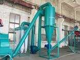 Оборудование для производства брикетов из отходов подсолнечн - фото 3