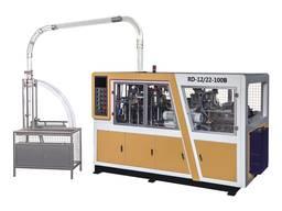 Оборудование для производства бумажных стаканов