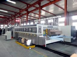 Оборудование для производства гофрокоробов, HYA - 420 - 2600