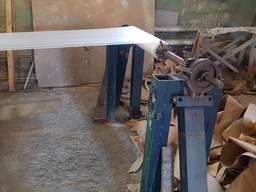 Оборудование для производства мешка из крафт бумаги.