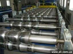 Оборудование для производства металлочерепицы
