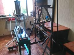 Оборудование для производства мишеней-тарелочек.