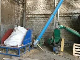 Оборудование для производства пеллет.
