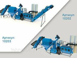 Оборудование для производства пеллет и комбикорма МЛГ-1000 Combi (производительность. ..