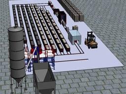 Оборудование для производства пенобетона SUMAB Blocks 800