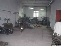 Оборудование для производства пружинных блоков