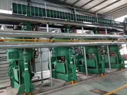Оборудование для производства, рафинации и экстракци рапсового, хлопкового и соевого масла