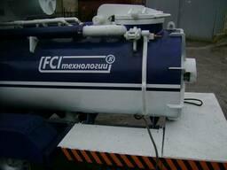 Оборудование для производства теплоизоляционных, звукоизоляционных материалов. ..