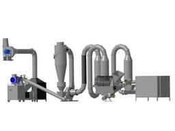 Оборудование для производства топливных брикетов Pini key