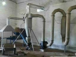 Оборудование для производства топливных брикетов PINI KAY
