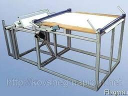 Установка для резки полипропиленовой ткани