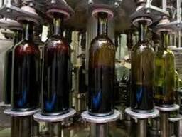 Оборудование для розлива и укупорки вина в бутылки