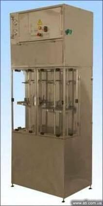 Оборудование для розлива водки, ликероводочных изделий и вин