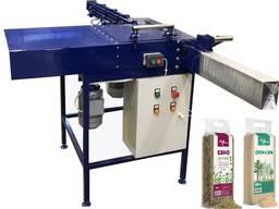 Оборудование для упаковки сена, опилок в пакет