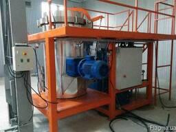 Оборудование для стерилизации-утилизации медицинских отходов