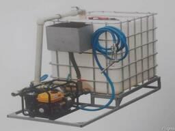 Оборудование для внесения гербицыдов