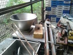 Оборудование колбасного цеха складского хранения