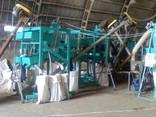 Оборудование крупяное - получение крупы из всех видов зерна - фото 1