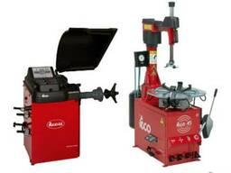 Оборудование, обладнання для шиномонтажа Teco Италия