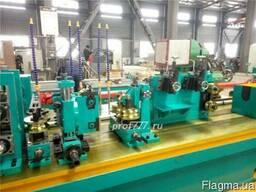 Оборудование по изготовлению труб для дуги теплицы из Китая - фото 2