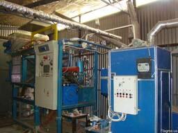 Оборудование для производства изделий из вспениваемого полистирола (EPS)