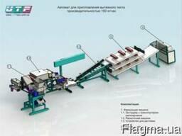 Оборудование для производства вытяжного фило теста