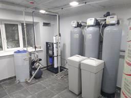 Оборудование водоподготовка для гемодиализа