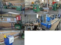 Оборудования для изготовления металлопластиковых конструкций