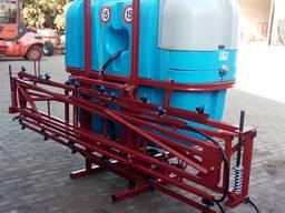 Обприскувач навісний польовий ОН-800 (до трактора), купити обприскувач в Україні.