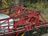 Штанга крила 18 м на причіпний обприскувач - фото 2