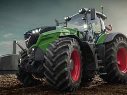 Обработка земли, аренда трактора