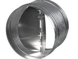 Обратный клапан от 100 диаметра.
