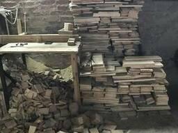 Обрезки дрова