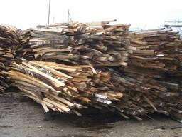 Обрізки, обзоли дерев'яні