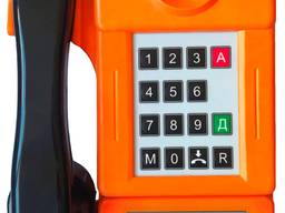 Общепромышленный телефонный аппарат ТАШ-11П-IP