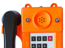 Общепромышленный телефонный аппарат ТАШ-21П-IP-С