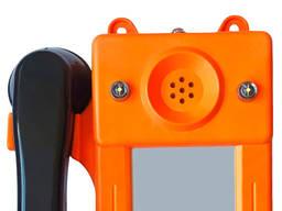 Общепромышленный телефонный аппарат ТАШ-22П-С