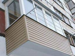 Утепление Балкона, Обшивка, Французкий Балкон, Ремонт Лоджии
