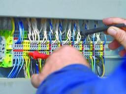 Обслуживание по электроснабжению магазинов и офисов