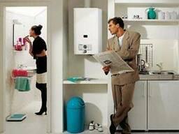 Обслуживание газовой колонки, котла, водонагревателя Днепр