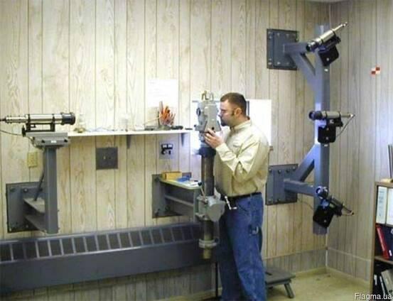 Обслуживание и ремонт лазерных уровней, оптических нивелиров