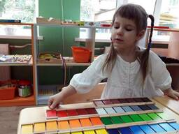 Обучение детей возраста от 3 до 6 лет. Киев.