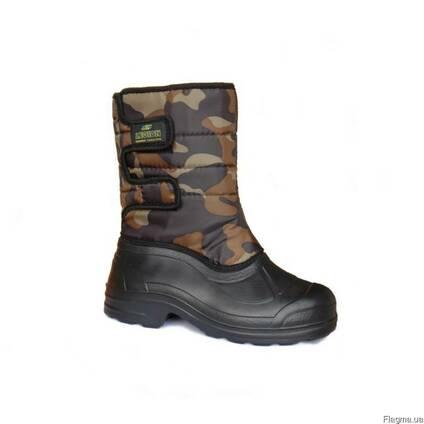 Обувь мужская, водонепроницаемая, утепленная. сапоги