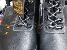 Обувь рабочая зима берцы