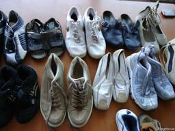 Обувь секонд хенд. Экcтра сорт. Англия. 8 евро/кг. - фото 3