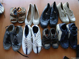 Обувь секонд хенд. Экcтра сорт. Англия. 8 евро/кг. - фото 5