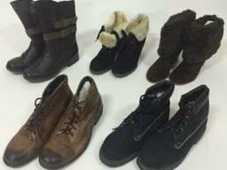 Обувь зимняя. Millenium (winter). Кожа, замш. 27 евро/пара.