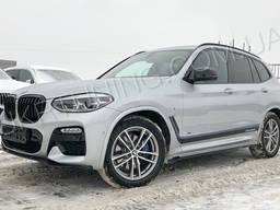 Обвес BMW X3 G01 2018 2019